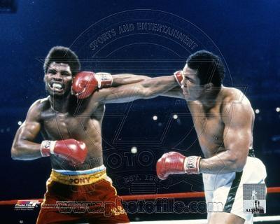 Muhammad Ali Vs. Leon Spinks New Orleans, LA 1978 (#23)