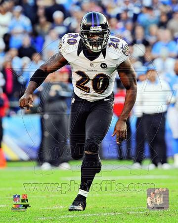 Ed Reed 2012 Action