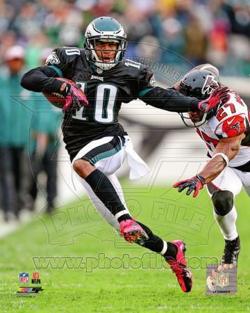 DeSean Jackson 2012 Action