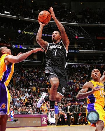 Joe Johnson 2012-13 Action