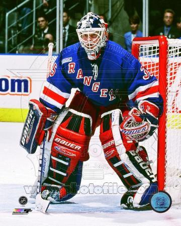 Mike Richter Action