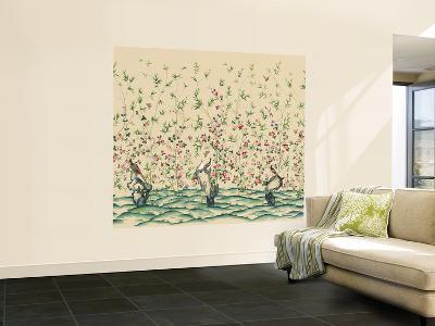 Documental Garden Scenic Huge Mural Art Print Poster