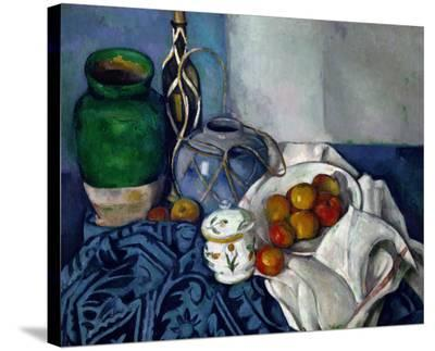 Still Life with Apples, 1893-1894