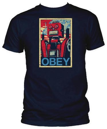 RobotWear - Obey