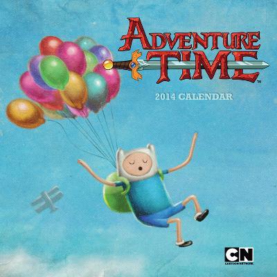Adventure Time - 2014 Calendar