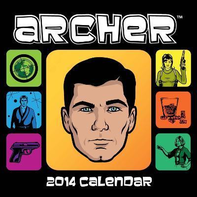 Archer - 2014 Calendar