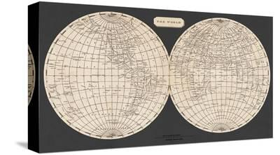 Map of the World, 1812
