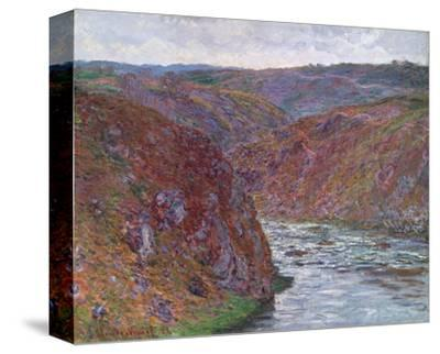 Valley of the Creuse (Gray Day), 1889