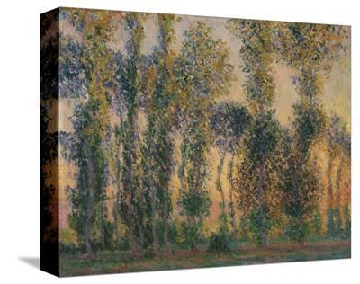 Poplars at Giverny, Sunrise, 1888