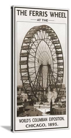The Ferris Wheel, 1893