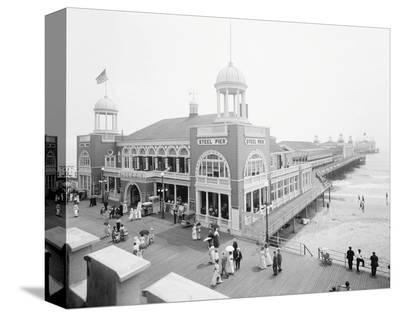 Atlantic City Steel Pier, 1910s