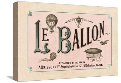 Le Ballon, ca. 1883