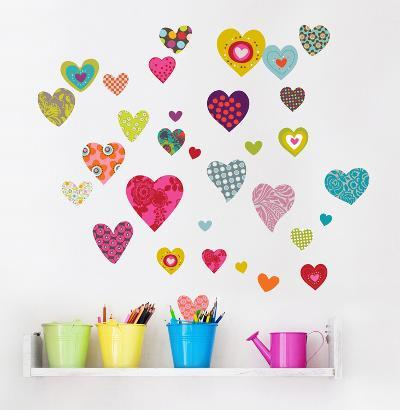 Rialto Peel and Stick Wall Decals