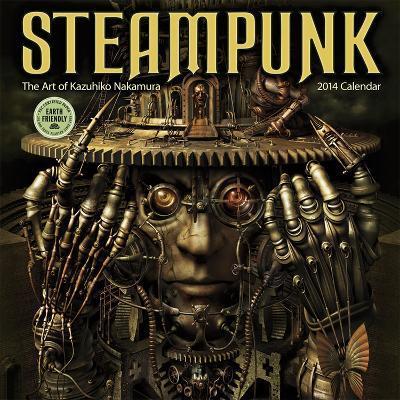 Steampunk - 2014 Calendar
