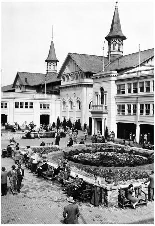 Churchill Downs Archival Photo Poster
