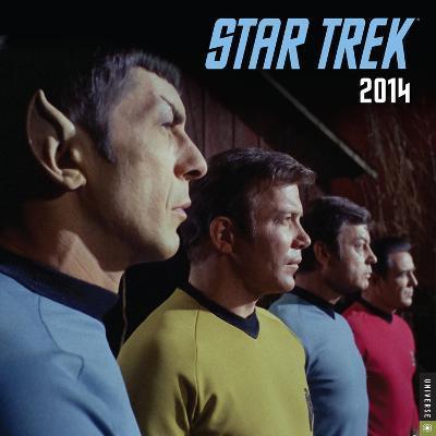 Star Trek - 2014 Calendar