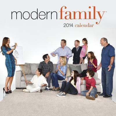 Modern Family - 2014 Calendar