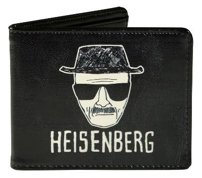 Breaking Bad - Heisenberg Black and White Sketch Wallet