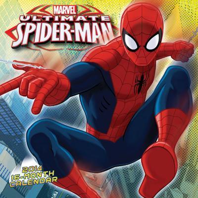Ultimate Spiderman - 2014 Calendar