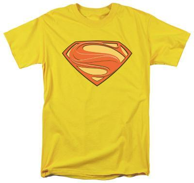 Man of Steel - New Solid Shield