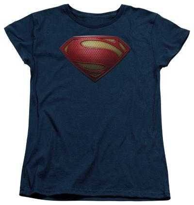 Womens: Man of Steel - MoS Shield
