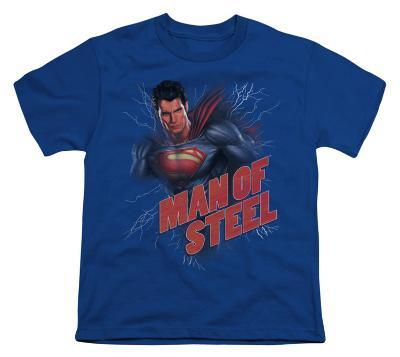 Youth: Man of Steel - Lightning Power