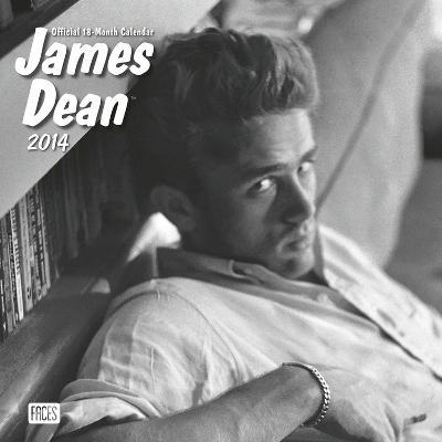 James Dean - 2014 Calendar