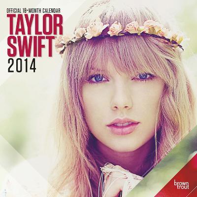 Taylor Swift - 2014 Calendar