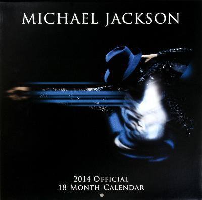 Michael Jackson - 2014 Calendar