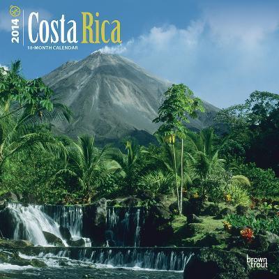 Costa Rica - 2014 Calendar