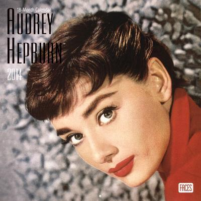 Audrey Hepburn - 2014 Calendar