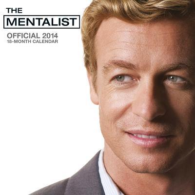 The Mentalist - 2014 Calendar