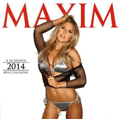 Maxim - 2014 Mini Calendar