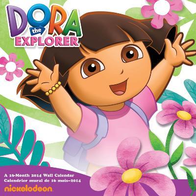 Dora the Explorer - 2014 Calendar