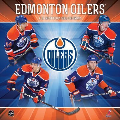Edmonton Oilers - 2014 Calendar