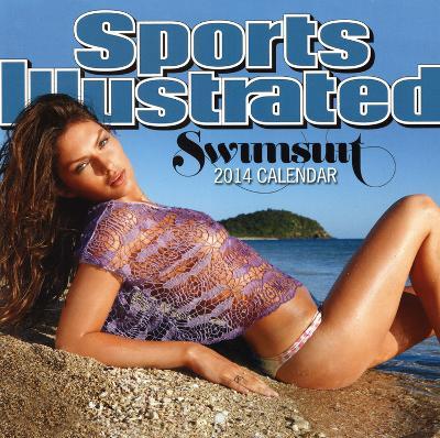 Sports Illustrated Swimsuit - 2014 Mini Calendar