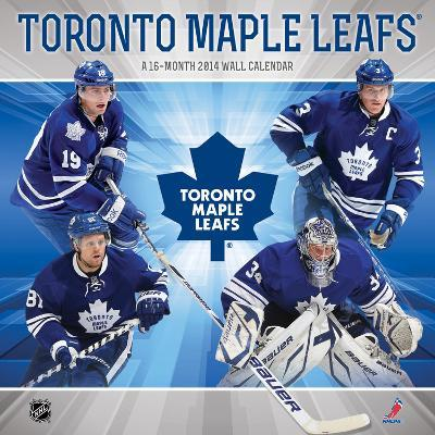 Toronto Maple Leafs - 2014 Calendar
