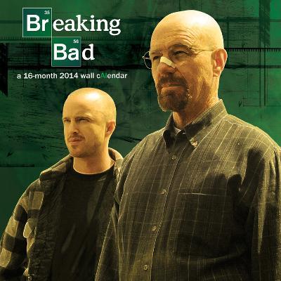 Breaking Bad - 2014 Calendar