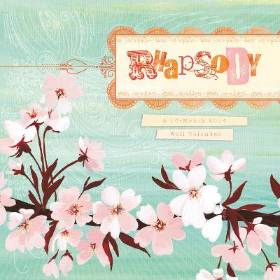 Rhapsody - Kathy Davis - 2014 Linen Calendar