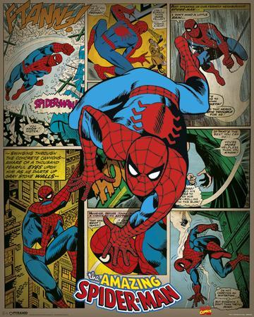 Marvel Comics - Spider-Man (Retro)