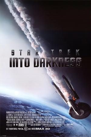Star Trek (Into Darkness - Burning Enterprise