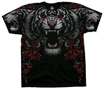 Three Tiger Roar