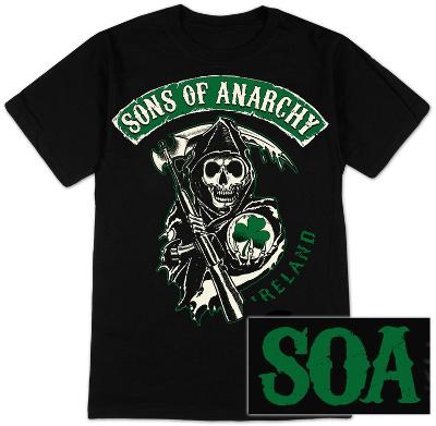 Sons of Anarchy - SOA Ireland