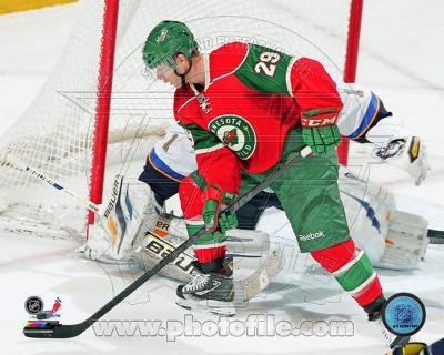 Jason Pominville 2012-13 Action