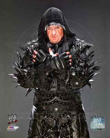 The Undertaker 2013 Posed