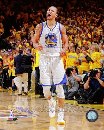 Stephen Curry 2012-13 Playoff Action
