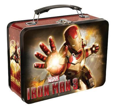 Iron Man 3 Large Tin Lunch Box
