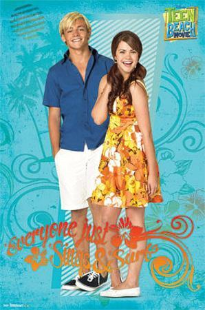 Teen Beach Movie - Couple Poster