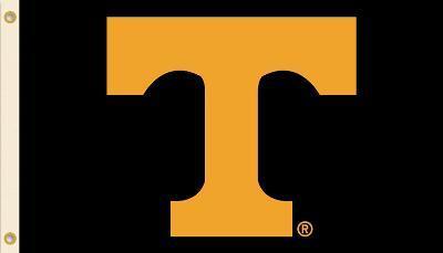 NCAA Tennessee Volunteers Flag With Grommets