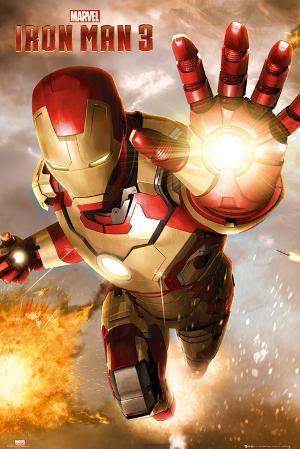 Iron Man 3 Solo